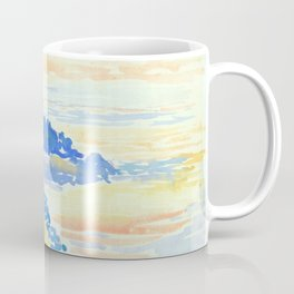 "Henri-Edmond Cross ""Bord de Mer"" Coffee Mug"
