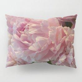 Pink Peony Passion Pillow Sham