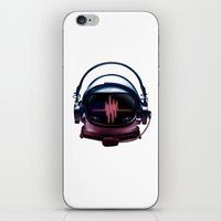 radiohead iPhone & iPod Skins featuring Radiohead by Steven Toang