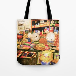 Taiwan Komori Mice Tote Bag