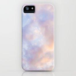 Pink sky / Photo of heavenly sky iPhone Case