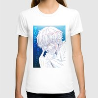 tokyo ghoul T-shirts featuring Tokyo Ghoul  by Neo Crystal Tokyo