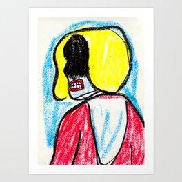 d073 Art Print