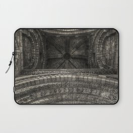 romanesque details Laptop Sleeve