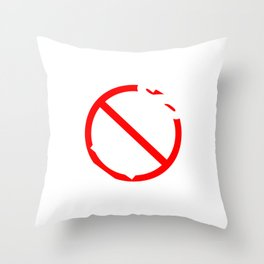 Hate excuses?Then so be it! Grab this tee made perfectly for you! Makes a nice and unique gift too!  Throw Pillow