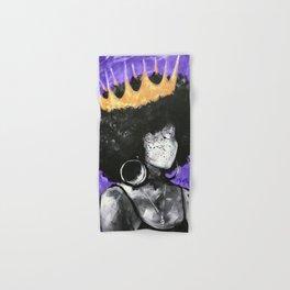 Naturally Queen II PURPLE Hand & Bath Towel