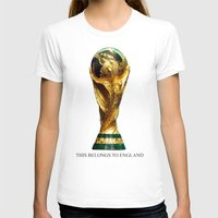 world cup T-shirts featuring World Cup by Rothko