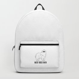 Great Pyrenees Dog Best Dog Ever Cute Pyrenees Backpack