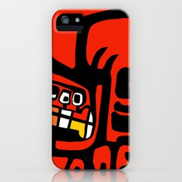 Jabberwocky iPhone Case