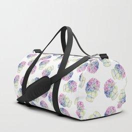 Hydrangea, Still Life Sporttaschen
