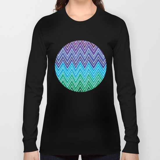Come with me and with colors Long Sleeve T-shirt