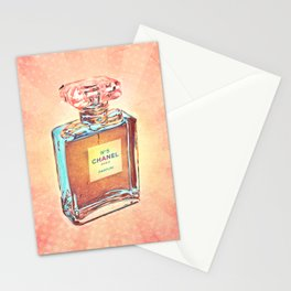 N°5 Eau de Parfum - Paris - Pop Art Stationery Cards
