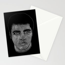 Mohamed Ali 2 Stationery Cards