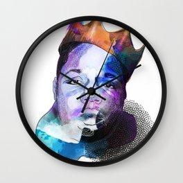 Big by Lopes Wall Clock