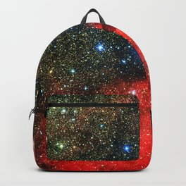 Gold Dusted Galaxy Backpack