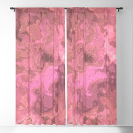 Abstract Marble Texture 404 Blackout Curtain