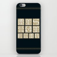 labyrinth iPhone & iPod Skins featuring Labyrinth by MacGuffin Designs