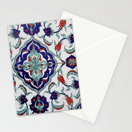 Travel Marmaris in Turkey resort town on the Aegean Sea Stationery Cards