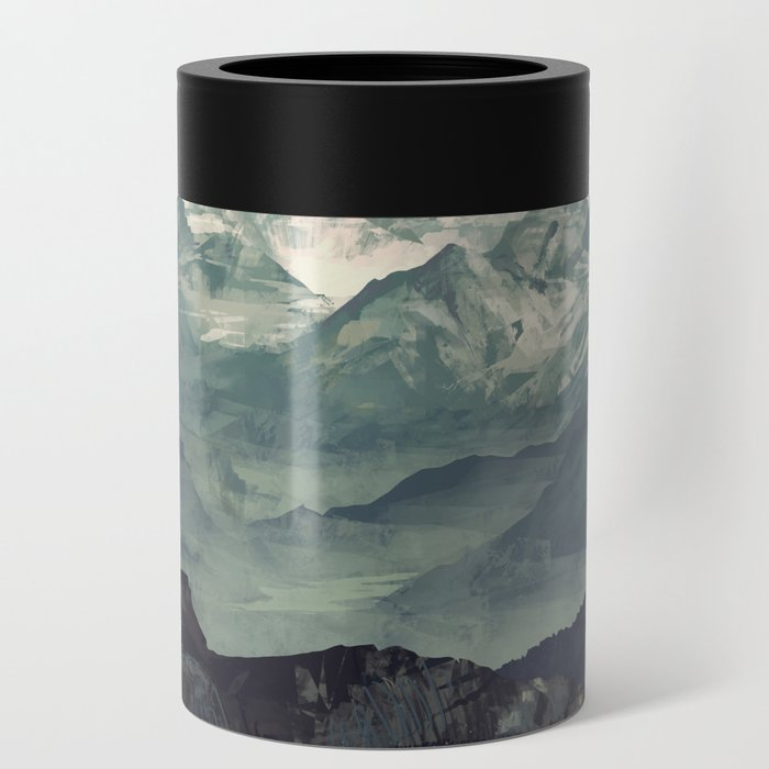 Mountain Fog Can Cooler