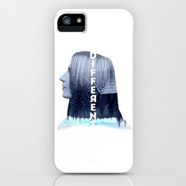 just different iPhone Case
