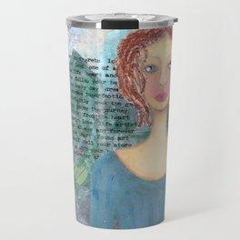 Boudicca, Warrior Queen of the Iceni Travel Mug