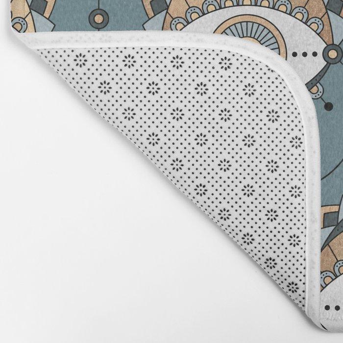 Eye Pattern 1 Bath Mat