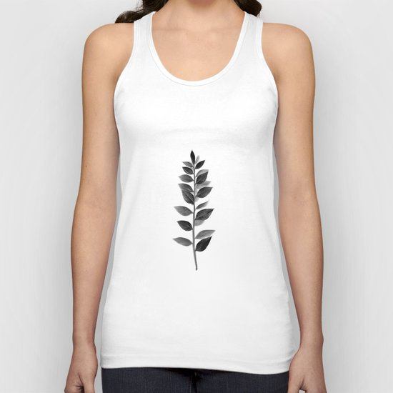 Scanned Nature Unisex Tank Top