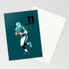 SPORTS ART - WENTZ Stationery Cards