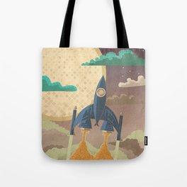 Dream Launch Tote Bag
