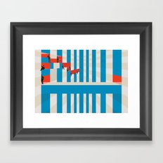 Workers Framed Art Print