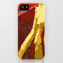 Slice iPhone Case