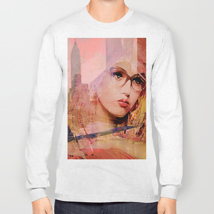 The afternoon to be bored Long Sleeve T-shirt