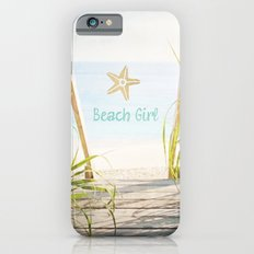 Beach Girl iPhone 6 Slim Case