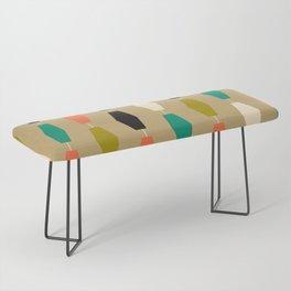 Colima - Tan Bench