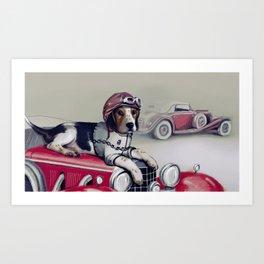 Copilot Art Print