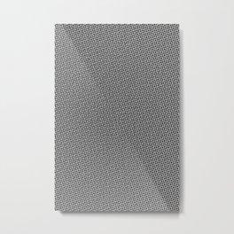 """Q"" Metal Print"