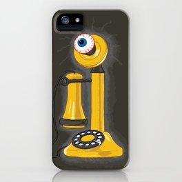 eyePhone iPhone Case
