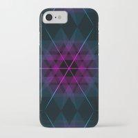 geode iPhone & iPod Cases featuring Geode by Matt Borchert