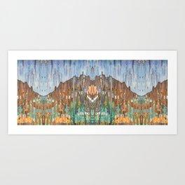 Edinburgh Castle 2 Art Print