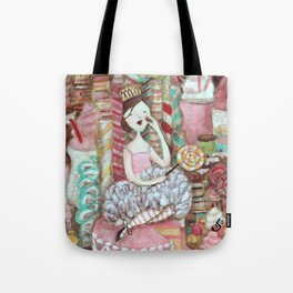 Lost in the Sweets Tote Bag
