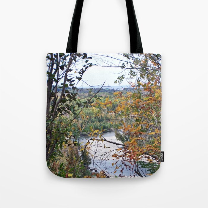 From the Forest to the Sea Tote Bag
