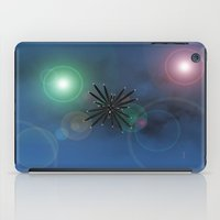 outer space iPad Cases featuring Bugs in outer space.... by Cherie DeBevoise
