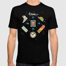 Future Pattern T-shirt