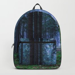 Green Magic Forest - Landscape Nature Photography Backpack