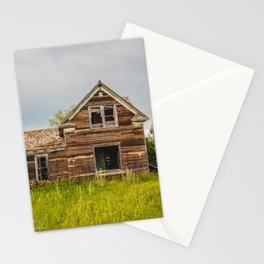 Roadside Homestead, North Dakota 5 Stationery Cards