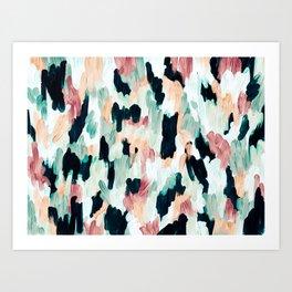 Render Me Breathless Art Print