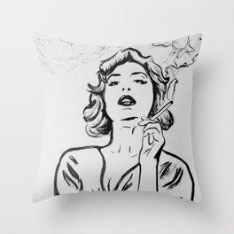 Hermine Throw Pillow