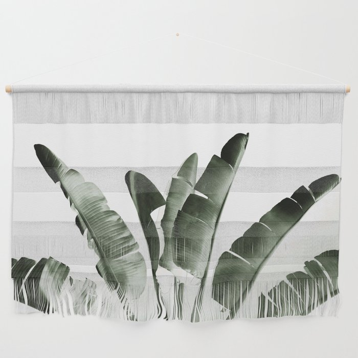 Traveler palm Wall Hanging