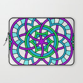 Celtic | Colorful | Mandala Laptop Sleeve