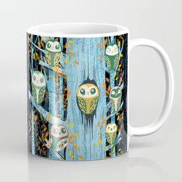Overnight Owl Conference Coffee Mug